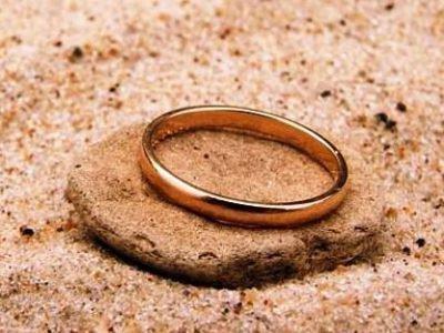 Потеря кольца мужчиной