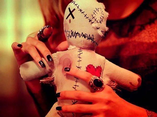 Кукла вуду - защита от последствий куклы вуду