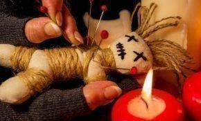 Изготовление куклы Вуду для любовного приворота