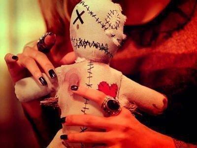 как сделать куклу вуду на человека на любовь