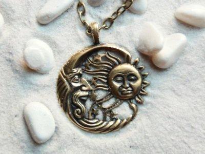 луна и солнце символ