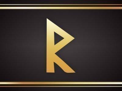 Символ руны Райдо