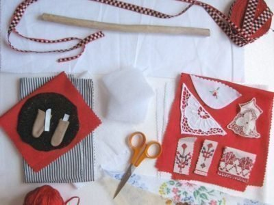 Материалы для изготовления куклы