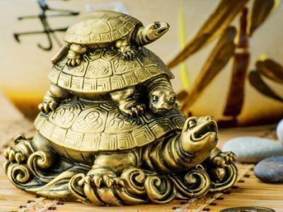 Тройная черепаха