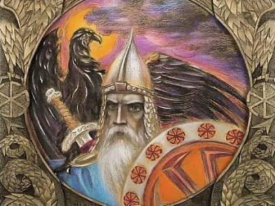 Перун - покровитель Чертога орла
