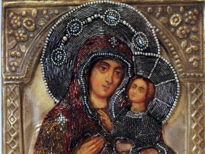 Богородица Тихвинская