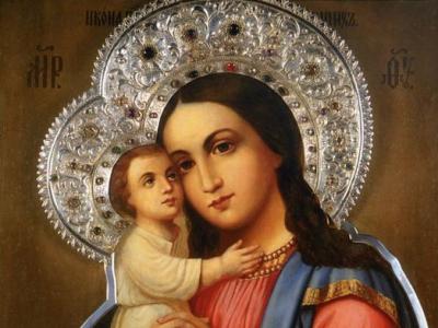 икона божией матери взыскание погибших молитва