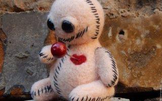 Мастер-класс по созданию куклы Вуду