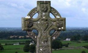 Лучший оберег от завистников из кельтского креста