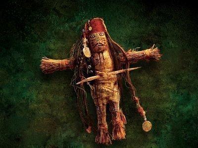 кукла вуду на смерть человека