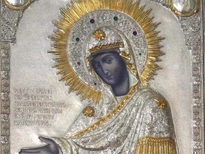 молитва богородицы геронтисса