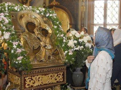молитва божьей матери тихвинской