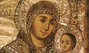 Чтение молитвы Вифлеемской Божьей Матери