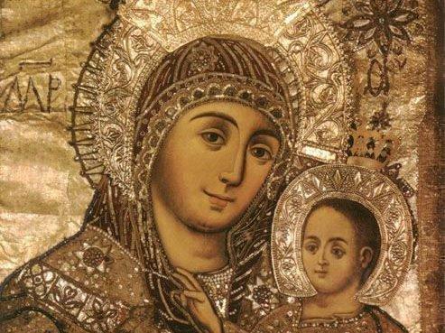 Молитва перед иконой вифлеемская божия матерь