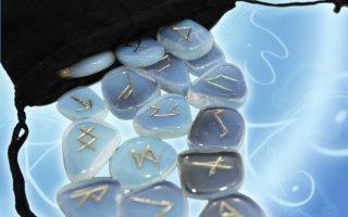 Правила гадания на древних рунах на будущее