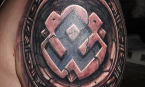 Значение татуировок со скандинавскими рунами