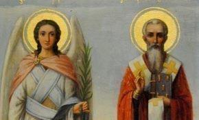 В чем сила молитвы иконе святого Кирилла