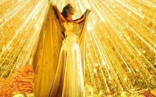 Золотой цвет в ауре