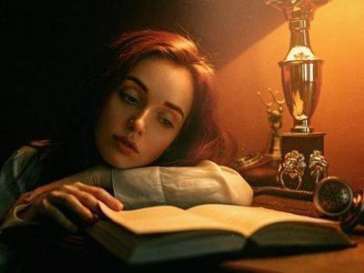 Чтение приворота