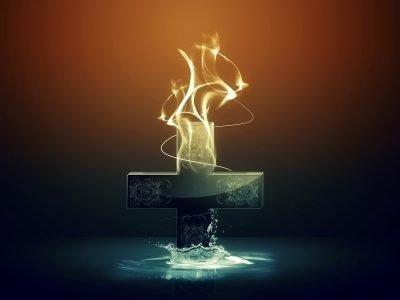 Заговор со святой водой