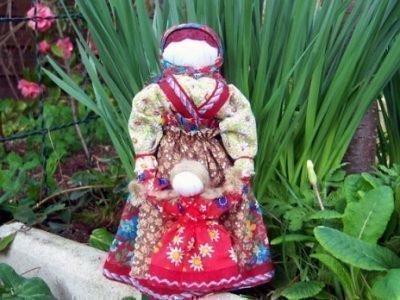 Вариант куклы Ведучки