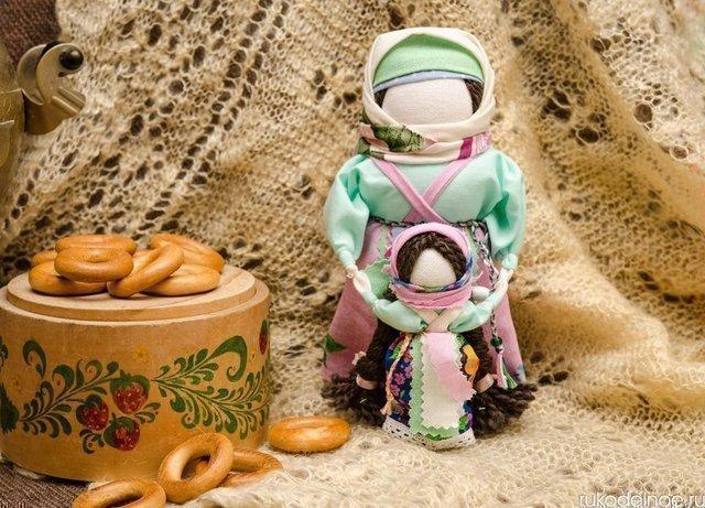 Кукла Ведучка мастер класс - оберег для вашей семьи