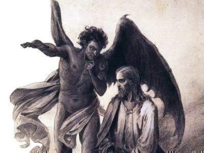 40 дней дьявол искушал Иисуса