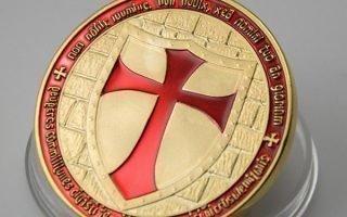 Что таит в себе символ креста тамплиеров