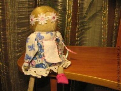 Кукла Толстушка