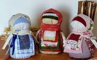 Как изготовить куклу Зерновушку своими руками