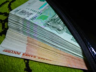 Ложка-загребушка притягивает деньги
