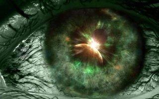 Тренировка для развития астрального зрения