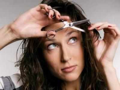 Срезание волос для заговора