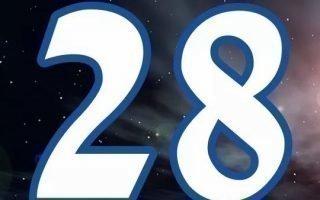 Нумерологическое толкование числа 28