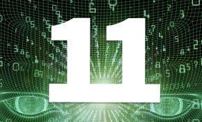 Толкование числа жизненного пути 11