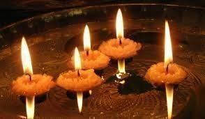 Приворот на свечи