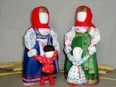 Куклы Ведучки