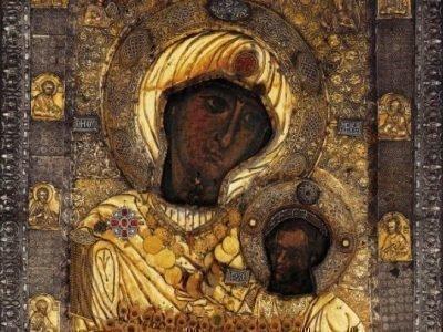 молитва матери божьей иверской