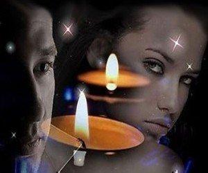 Заговор на жену на свечу