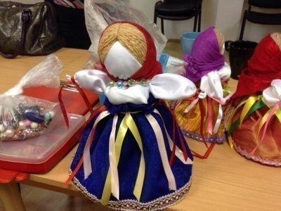 Кукла-мотанка оберег