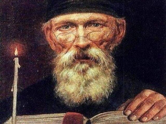 Русский предсказатель монах авель