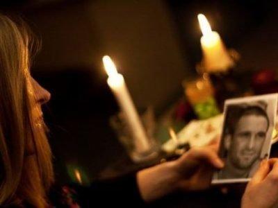Со свечами на фото приворот