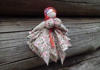 Грудь у Веппской куклы