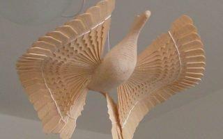 Как сделать оберег в виде птицы счастья своими руками
