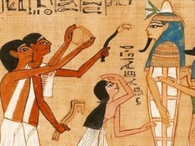 Число 13 в Древнем Египте