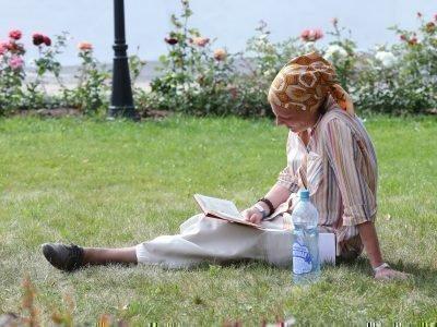 Чтение молитвы Филарета Московского