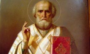 Как молиться святому Николаю Чудотворцу о помощи и защите