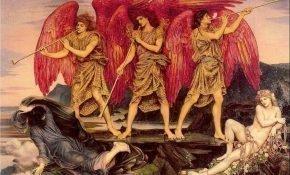 Сила оберега трех ангелов против всех проблем