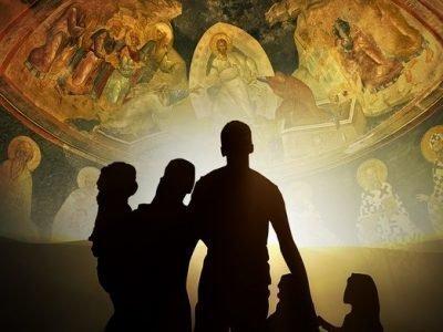 Молитвы за семью