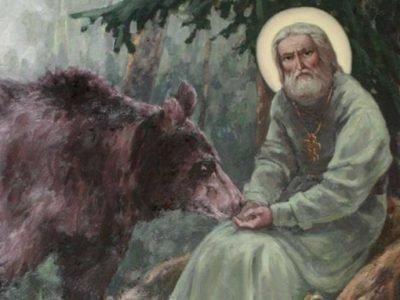 Серафим Саровский - чудеса